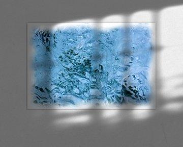 Abstraktes Eis von Maurice Dawson