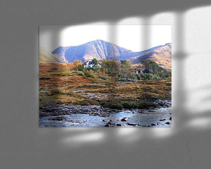 Beispiel: Schottische Highlands, Schottland, Landschaft von Liefde voor Reizen