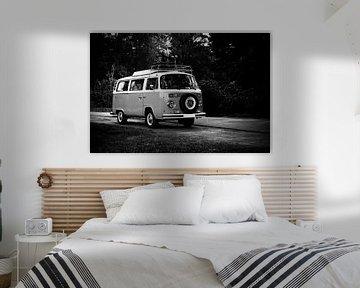 Volkswagen T2 Wohnmobil von Ton van Buuren