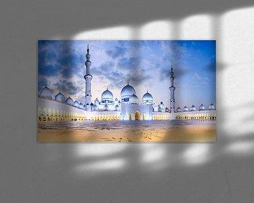 Abu Dhabi von Michael Blankennagel