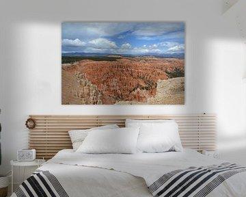 Bryce-Canyon-Nationalpark Utah von Bernard van Zwol