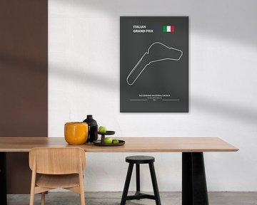 ITALIAN GRAND PRIX | Formula 1 von Niels Jaeqx