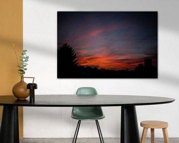 Skyscape 1 van Ivo Michielsen