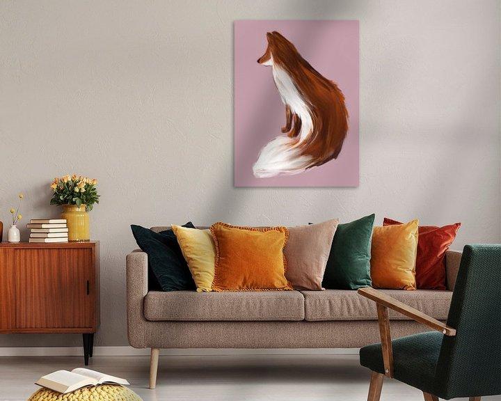 Beispiel: Fuchs von DominixArt