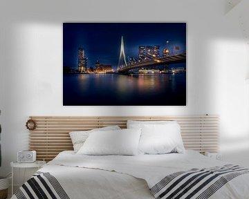 Erasmus-Brücke Rotterdam von John Kraak