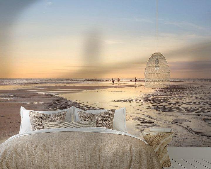 Sfeerimpressie behang: Life is wonderful van Bob Daalder