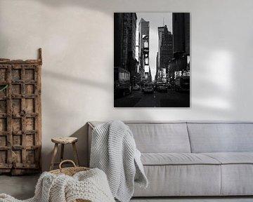 Spaziergänge am Times Square von Ian Schepers