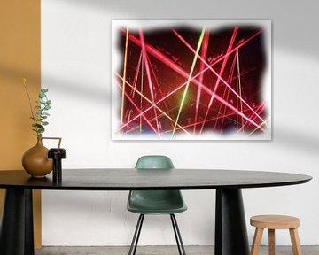 Laser von Maurice Dawson