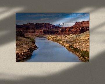 Colorado Rivier, Utah, USA van Adelheid Smitt