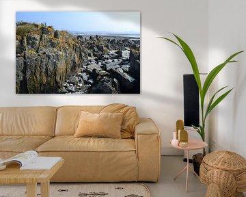 Bretagne, Frankreich von Bernard van Zwol