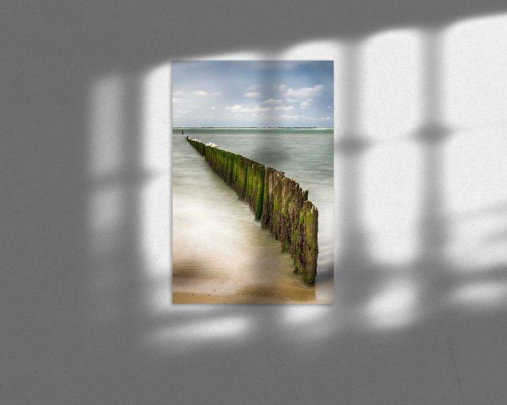 Sfeerimpressie: De Zeeuwse kust van Mark Bolijn
