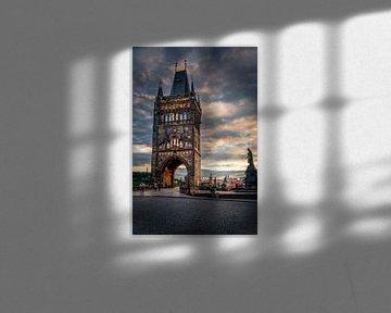 Karelsbrug 2020 (2) van Iman Azizi