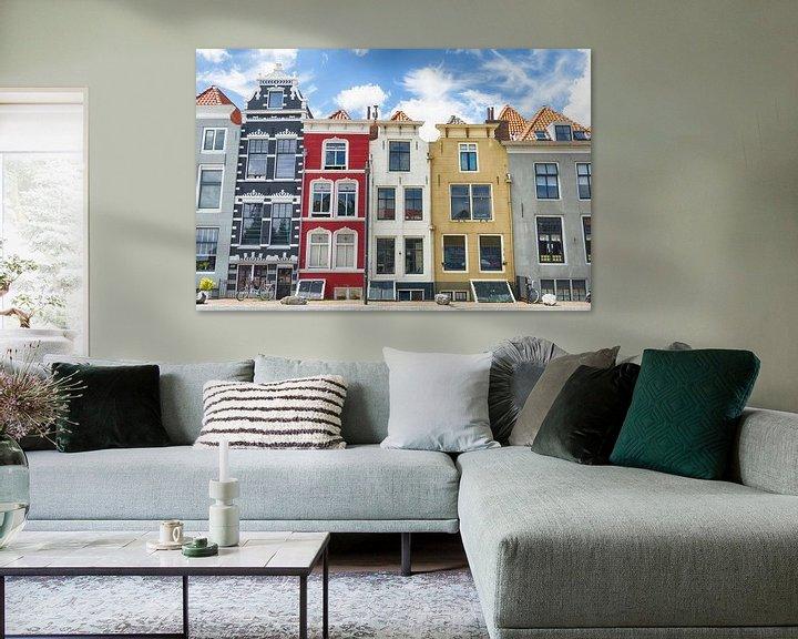 Beispiel: Buntes Vlissingen von Mark Bolijn