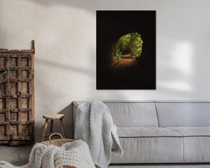 Beispiel: Bosque de Los Tilos, La Palma von Joren van den Bos