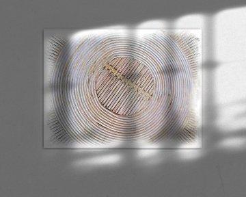 Cirkels en lijnen van Maurice Dawson