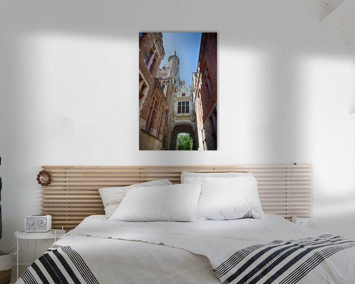 Impression: Porte à Bruges sur Mark Bolijn