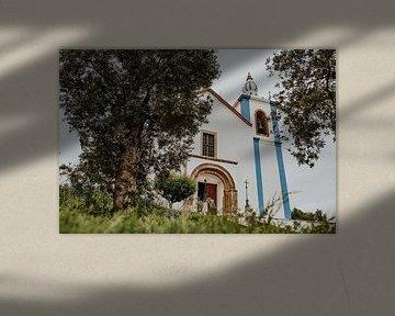 Kerkje op de heuvel van FotoMariek