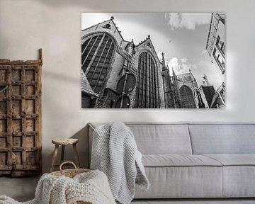 Gouda | Johanneskirche | Fotografie | Kunstdruck von Mascha Boot