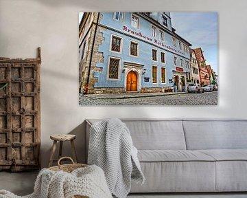Brauhaus Rothenburg von Roith Fotografie