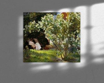 Rozen, Peder Severin Krøyer