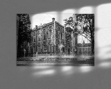 Königin-Wilhelmina-Pavillon - Breda - Schlossplatz von I Love Breda