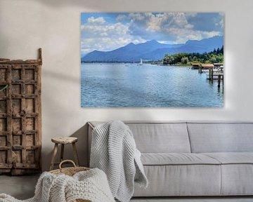 Promenade du lac Chiemsee sur Roith Fotografie