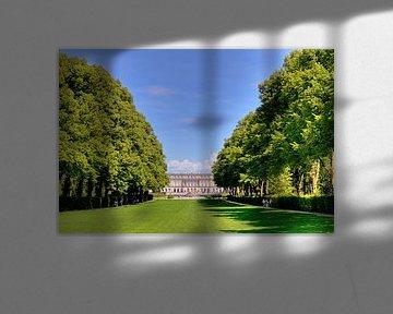 Château des hommes Herreninsel Chiemsee sur Roith Fotografie