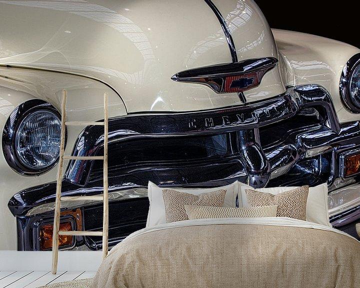 Sfeerimpressie behang: Chevrolet USA van Brian Morgan