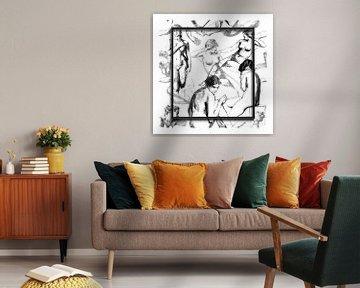 Drawings of Beauty von Marja van den Hurk