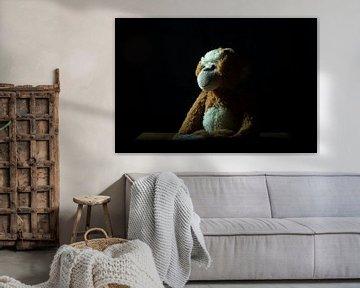 Affe von Ivo Michielsen