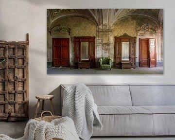 Mirrored van Frans Nijland