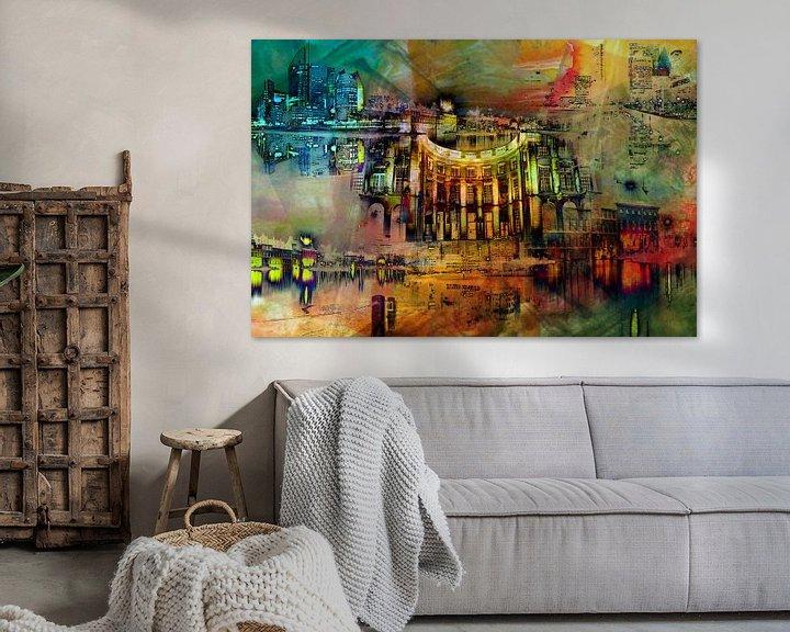 Beispiel: Den Haag von Carla van Zomeren
