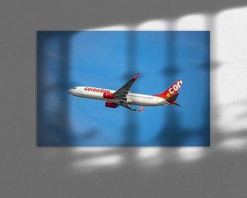 Corendon passagiersvliegtuig PH CDH van Gert Hilbink