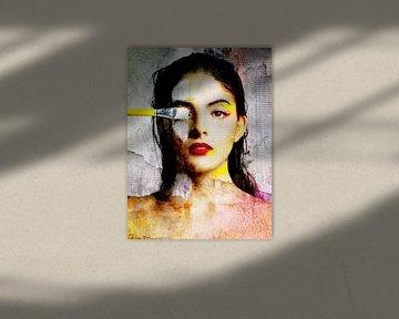 Paint A Rumour von Marja van den Hurk
