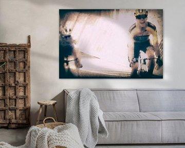 Wout van Aert wint Milaan - San Remo 2020 van Studio Koers