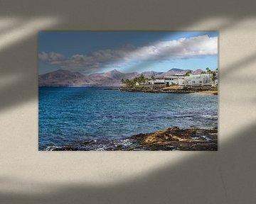 Puerto del Carmen auf Lanzarote von Reiner Conrad