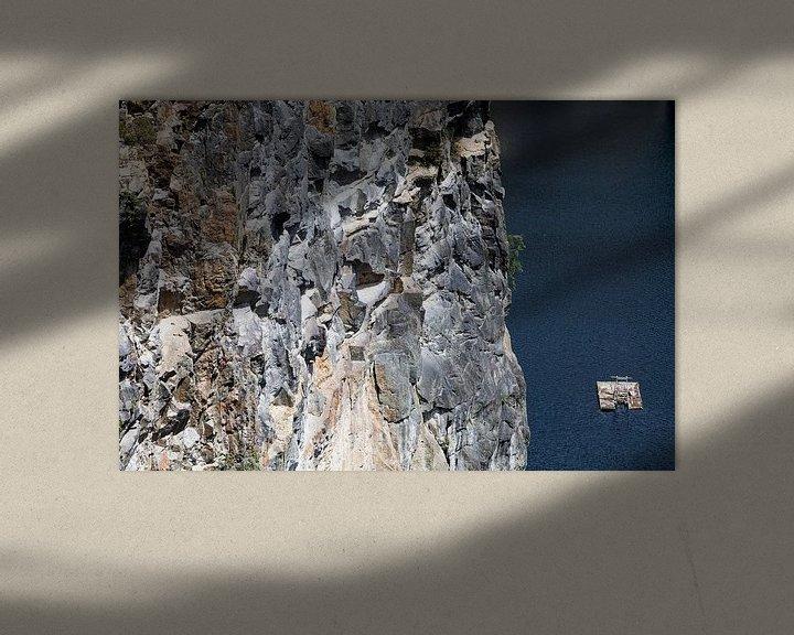 Beispiel: Geschmeidig an einem verlassenen Ort von Nancy Bogaert