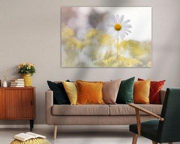 Wunderbares Gelb von Bob Daalder