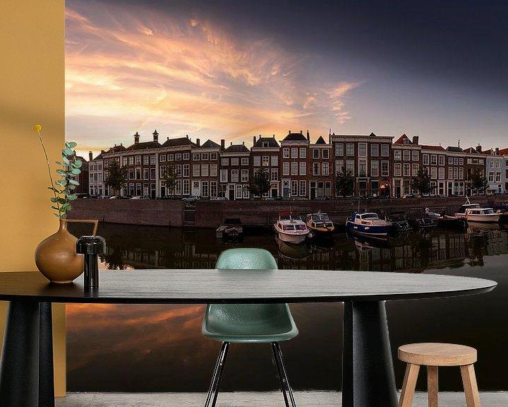 Impression: Panorama des entrepôts de Middelburg sur Thom Brouwer