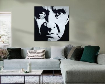 Johnny Cash von Muriël Mulder