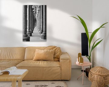 Säulen von Muriël Mulder