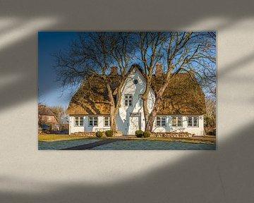 Reetdachhaus in Keitum, Sylt, Schleswig-Holstein, Deutschland von Christian Müringer