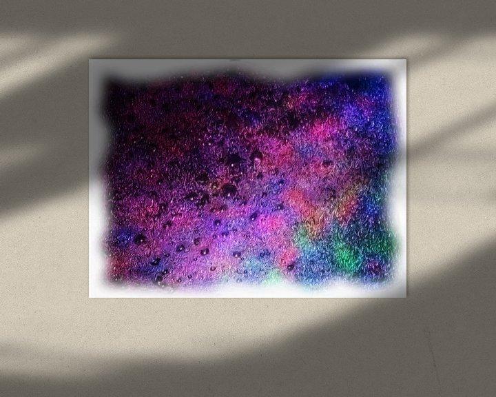 Sfeerimpressie: Abstract van Maurice Dawson