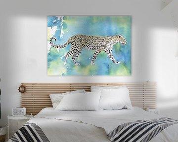 Luipaard van Jasper de Ruiter