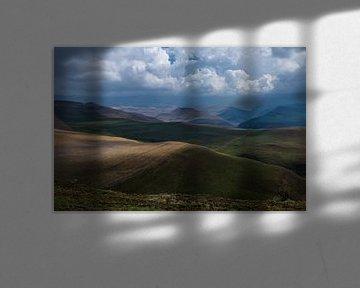 Drakensbergen Zuid-Afrika van Timo Bergenhenegouwen