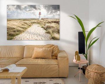 Liste des phares - ouest de la péninsule du coude, Sylt sur Christian Müringer