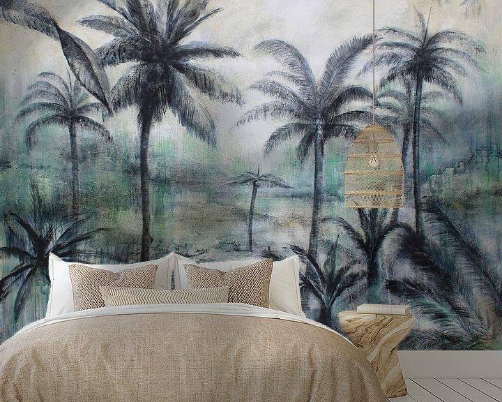 Beispiel fototapete: Urbaner Dschungel von Atelier Paint-Ing