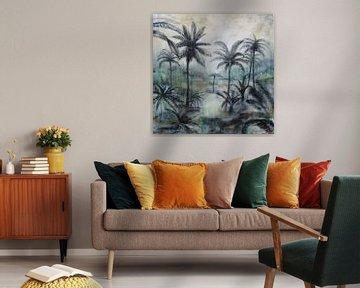 Urbaner Dschungel von Atelier Paint-Ing