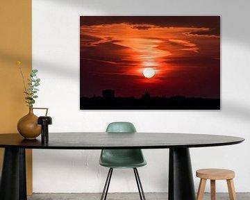 Sunset van Marinella Geerts