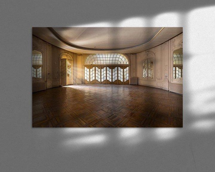 Beispiel: verlassener Raum von Kristof Ven